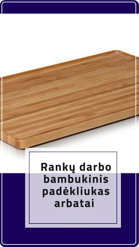 BAMBUKINIS PADĖKLIUKAS (370 X 210)